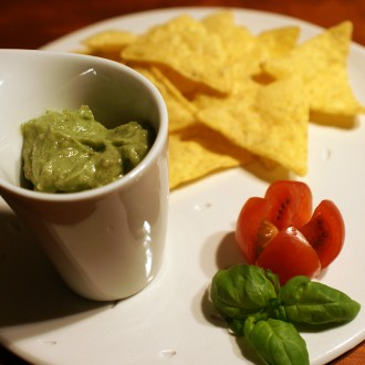 Moringa-Guacamole (Rezept)