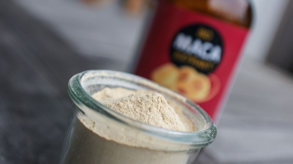 Maca Pulver Superfood